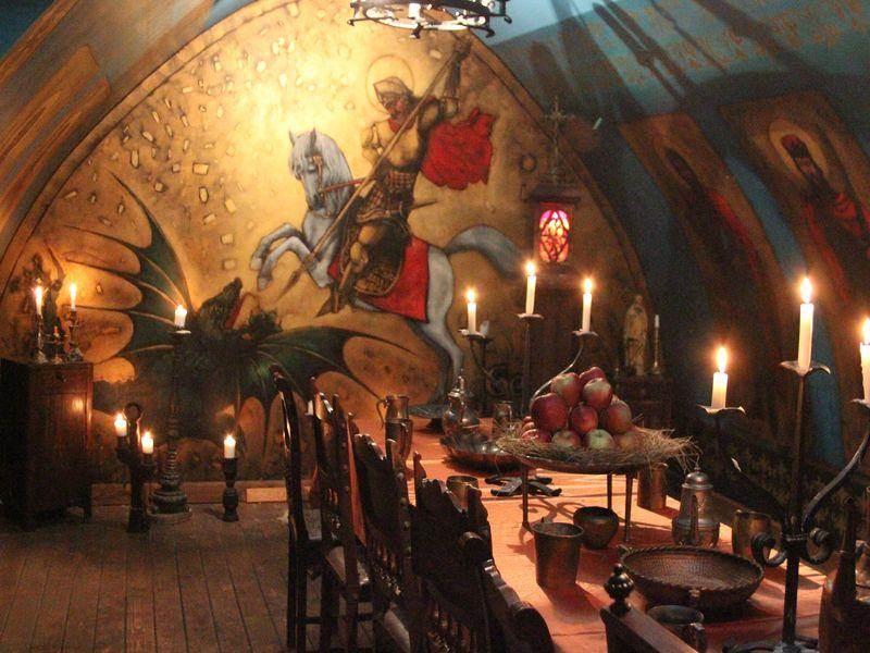 Sala-rycerska--Muzeum-Oręża