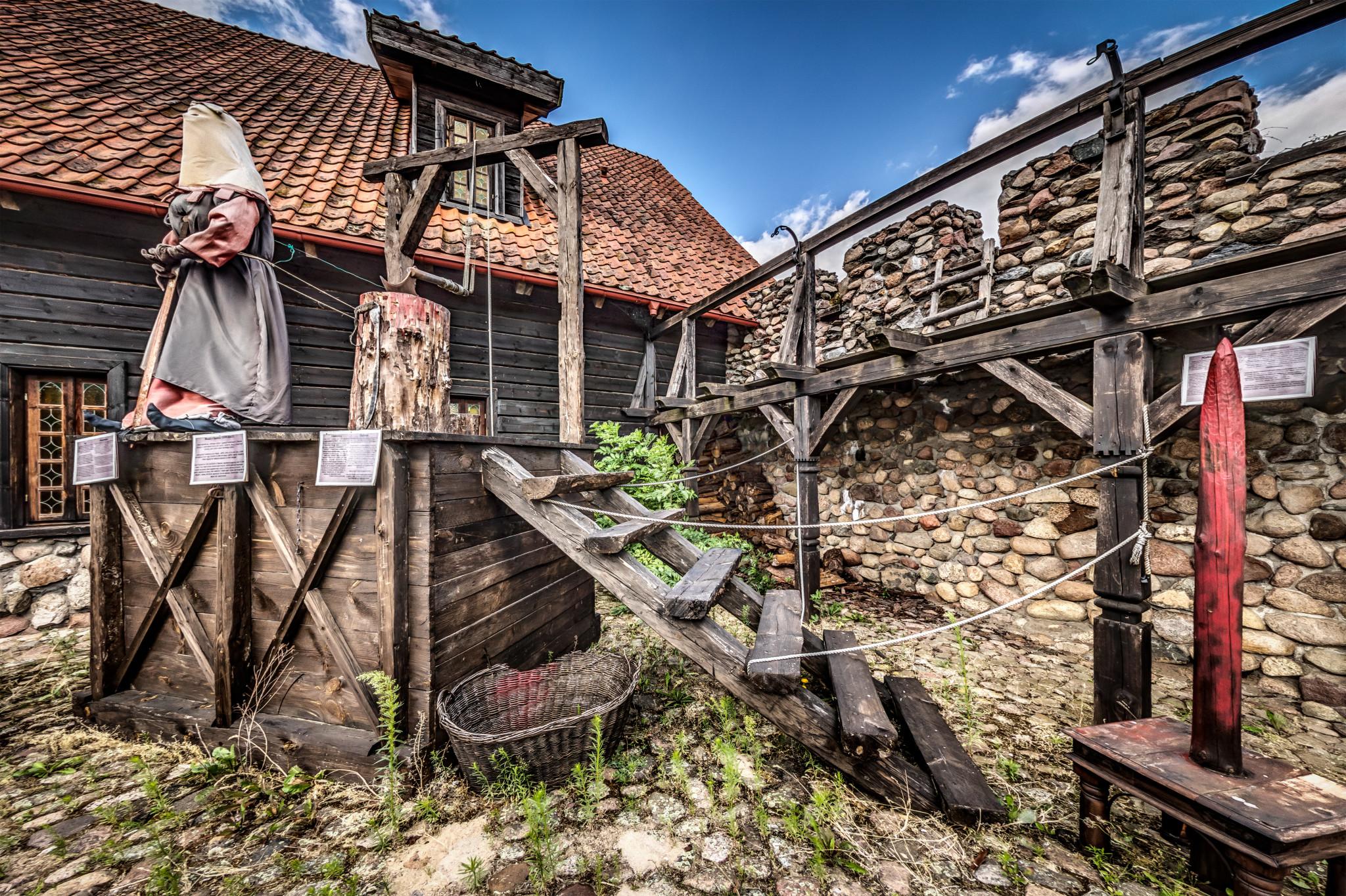 Wystawa Tortur Średniowiecznych